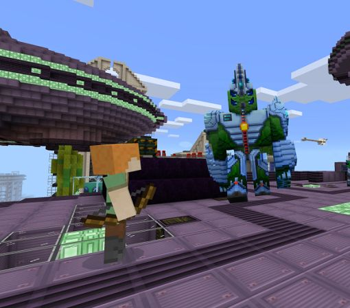 Minecraft Boss update and add-ons to launch next month
