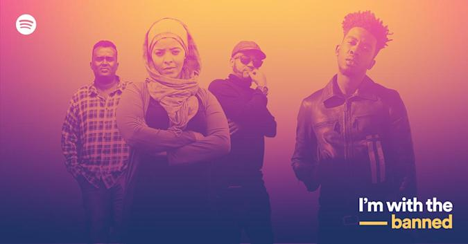 Spotify's new series tackles topics like immigration and equality