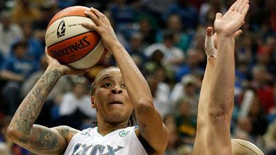 WNBA star speaks out for gay marriage