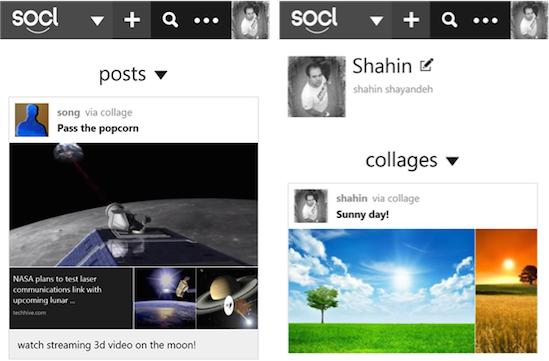 Microsoft's Socl social network gets iOS, Android and Windows Phone 8 apps