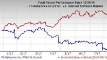 Here's Why You Should Offload F5 Networks (FFIV) Stock