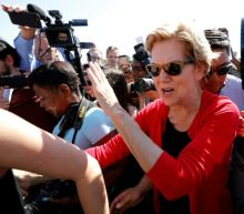 Warren leads Biden for first time in a US primary race: poll