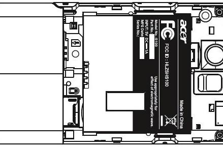 Acer Liquid A1 hits the FCC with AT&T's HSDPA flavors