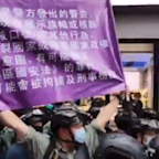 Hong Kong Police Warn Against 'Subversion' as Arrests Follow Adoption of New Security Law