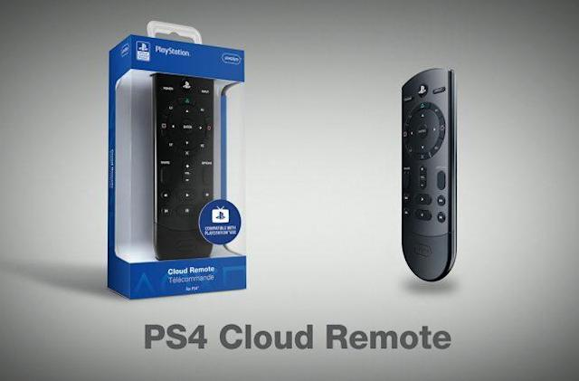 Sony's new PS4 remote automatically links up with your A/V gear