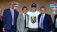 Cody Glass, first Vegas pick, wants to be more than a trivia question