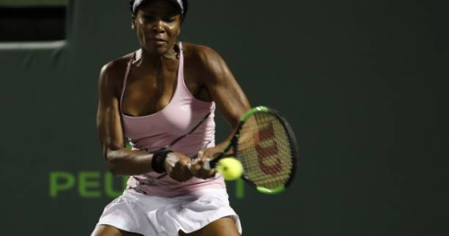 Tennis - WTA - Rome - Rome : Ça passe pour Venus Williams