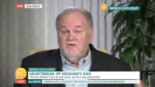 Thomas Markle was 'not paid' for Good Morning Britain TV interview