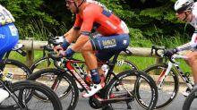 Cyclisme - Route d'Occitanie - Sonny Colbrelli (Bahrain-McLaren) vainqueur de la 2e étape de la Route d'Occitanie