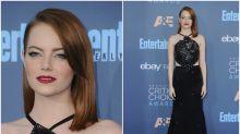 Las famosas mejor y peor vestidas de los Critics' Choice Awards