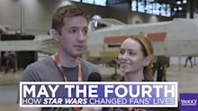 May the Fourth: How 'Star Wars' has changed fans' lives forever