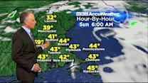 WBZ AccuWeather Evening Forecast For April 18