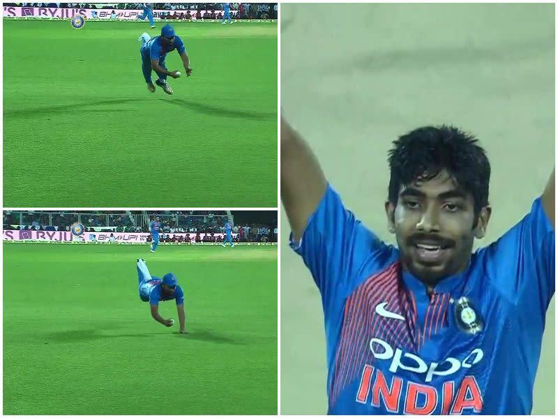 India vs New Zealand 2017, 3rd T20I: Rohit Sharma's ...
