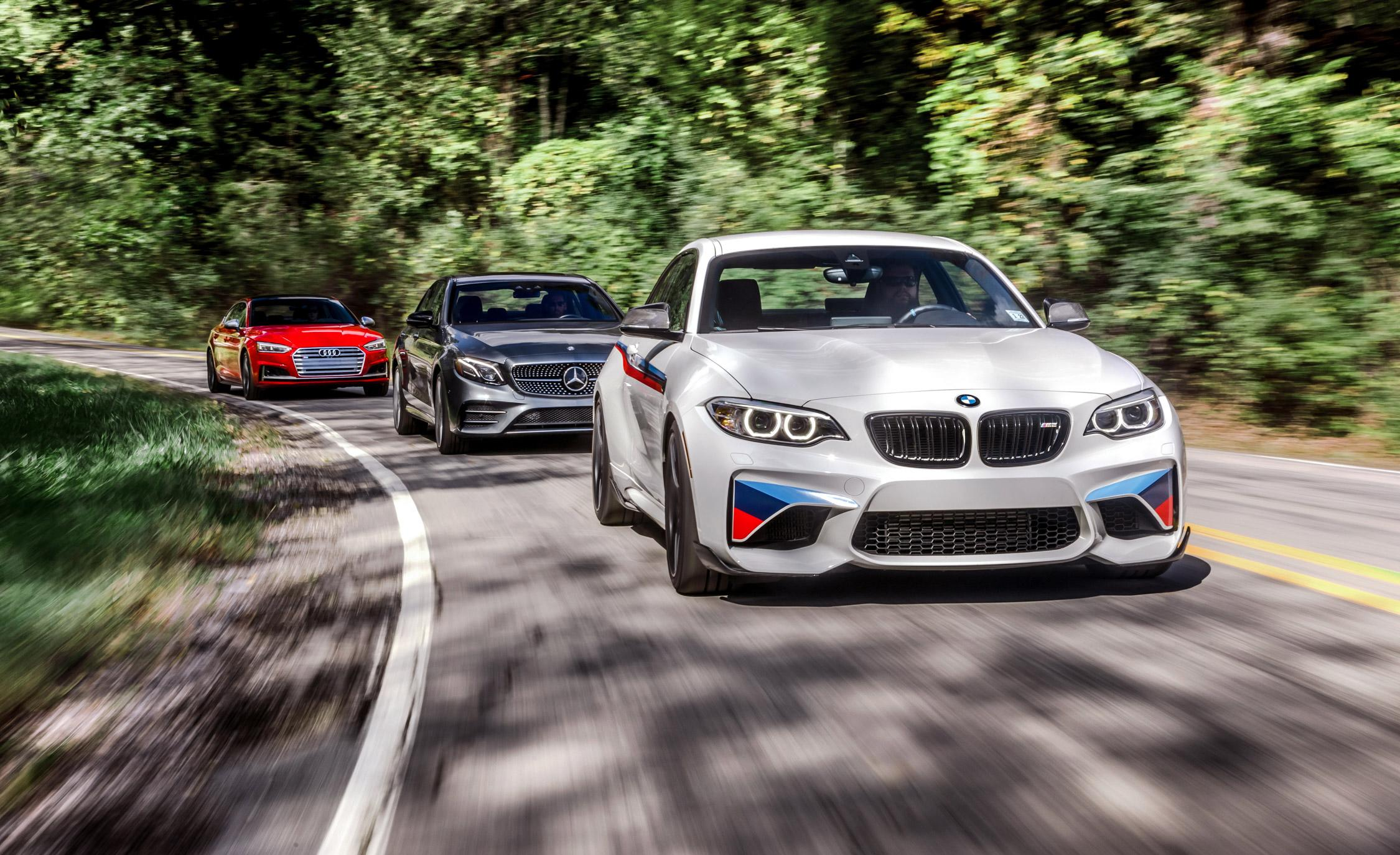 The Big Three German Automakers Are Becoming More And More