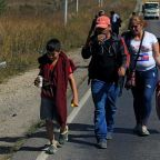 New migrant caravan travelling to US from Honduras adding to tensions over border