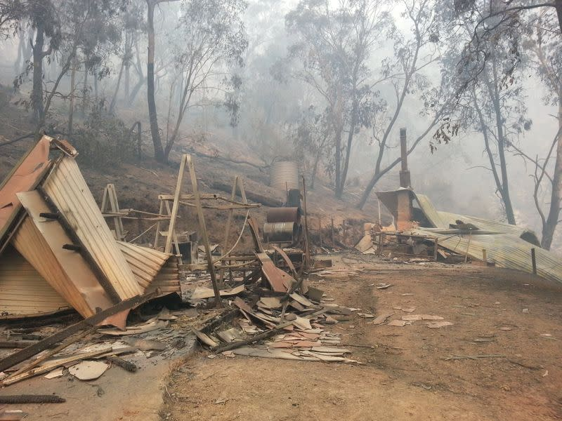 Australia fires: Is it raining in Australia? How weather spreads devastating fires
