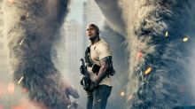 Dwayne Johnson's Rampage gets a cool new poster