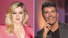 Kelly Clarkson Replacing Injured Judge Simon Cowell on America's Got Talent