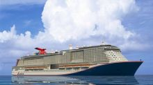 Carnival Cruise Line Marks Start Of Construction Of Its Newest And Largest Ship As First Steel Is Cut
