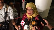 Speaker of Parliament Halimah Yacob 'thinking about' running for President