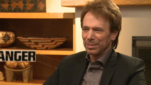 Lone Ranger and Pirates Producer Jerry Bruckheimer on Johnny Depp's