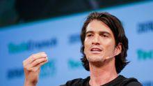 WeWork CEO Adam Neumann Steps Down Amid Failed Stock Sale