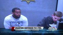 Witnesses: Teammates didn't report ex-Arizona RB's domestic violence
