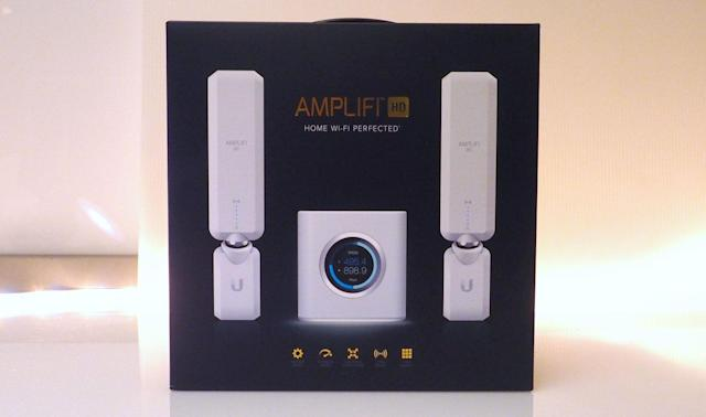 Engadget giveaway: Win an Amplifi HD home WiFi system!