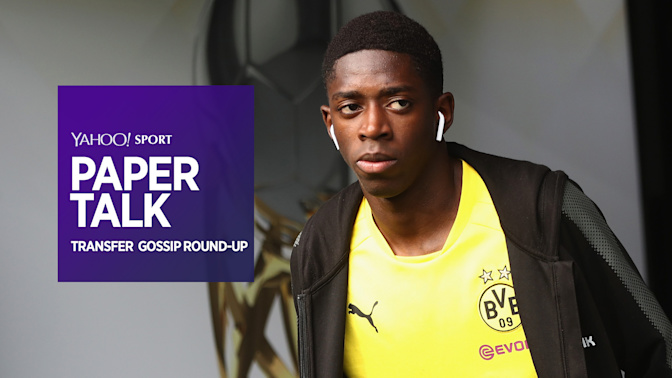 Paper Talk: Dembele set to complete Barcelona switch, Chelsea prepare triple swoop and more