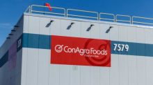 Conagra Brands Hits Two-Month High After Upbeat Outlook