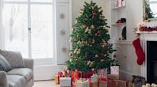Wayfair is already having a massive Christmas tree sale