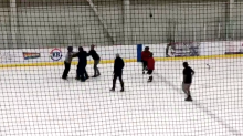 Charges laid in on-ice fight between adults at Canadian youth hockey game