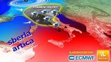Meteo, Italia nella morsa di temporali e grandine