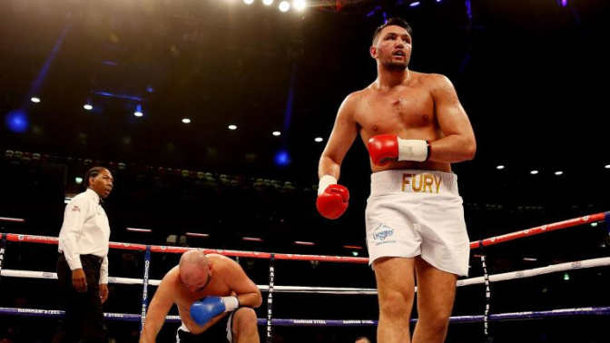 Stepping out of Tyson Fury's shadow: Hughie ready to kick-start his legacy against Joseph Parker