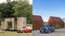 These Tiny Homes on Airbnb Come With a Mini Cooper and Cost $1 per Night