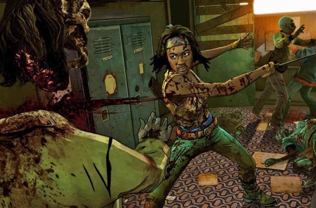 Telltale Games previews 'The Walking Dead: Michonne'