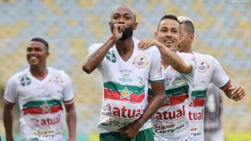 Ao L!, Chay fala sobre boa fase da Portuguesa e duelo com o Flamengo: 'Estamos mostrando o nosso valor'