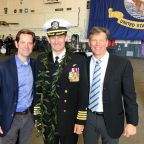 Navy captain fired over coronavirus memo is a calm, honorable leader. He's also my friend.