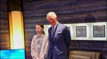 Prinz Charles appelliert im Kampf gegen den Klimawandel an Davos-Teilnehmer