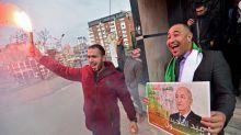 Regime stalwart elected Algeria president, angering protesters
