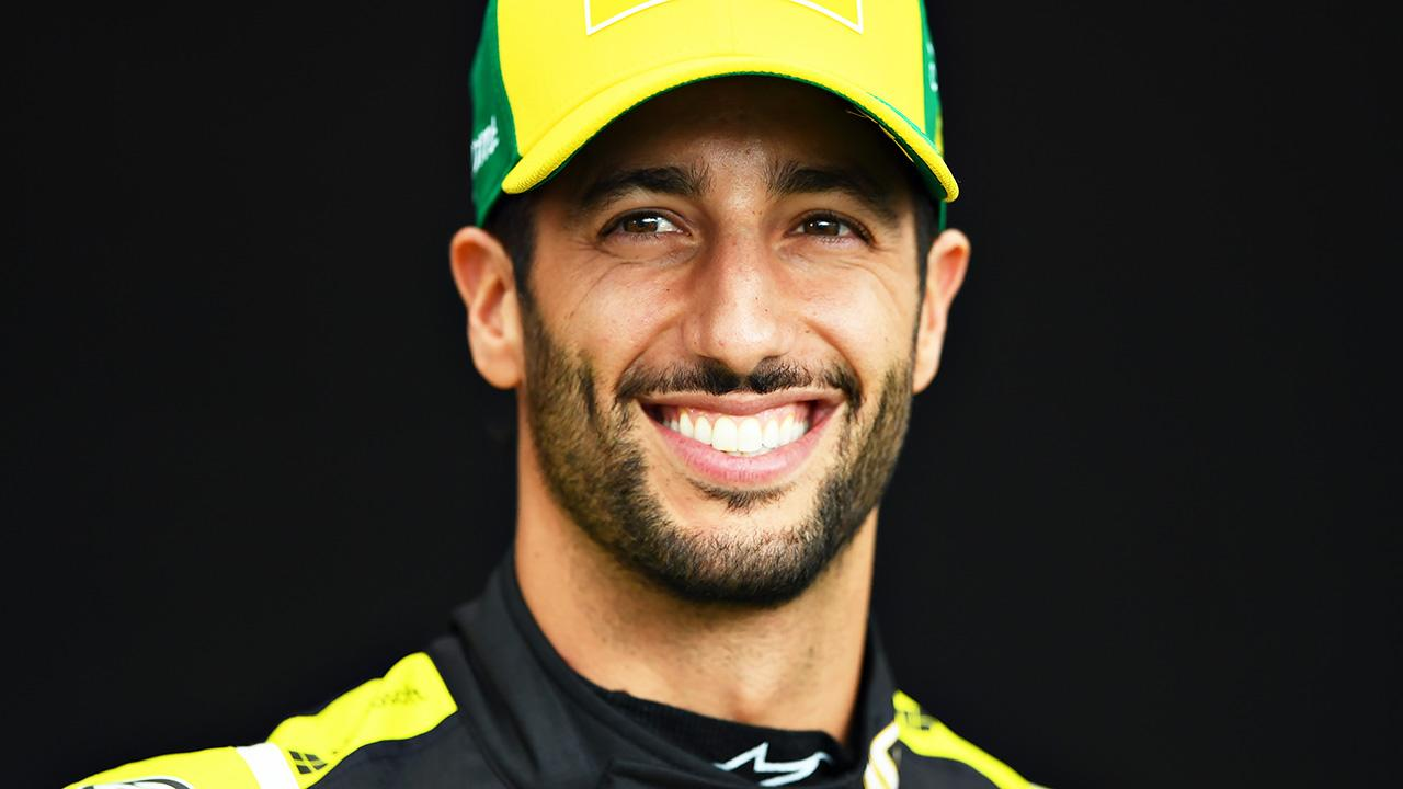 Stunning new plans for Daniel Ricciardo's switch to Supercars
