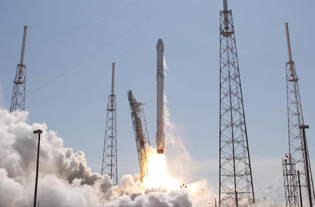 SpaceX aims to launch ISS resupply mission on February 18th