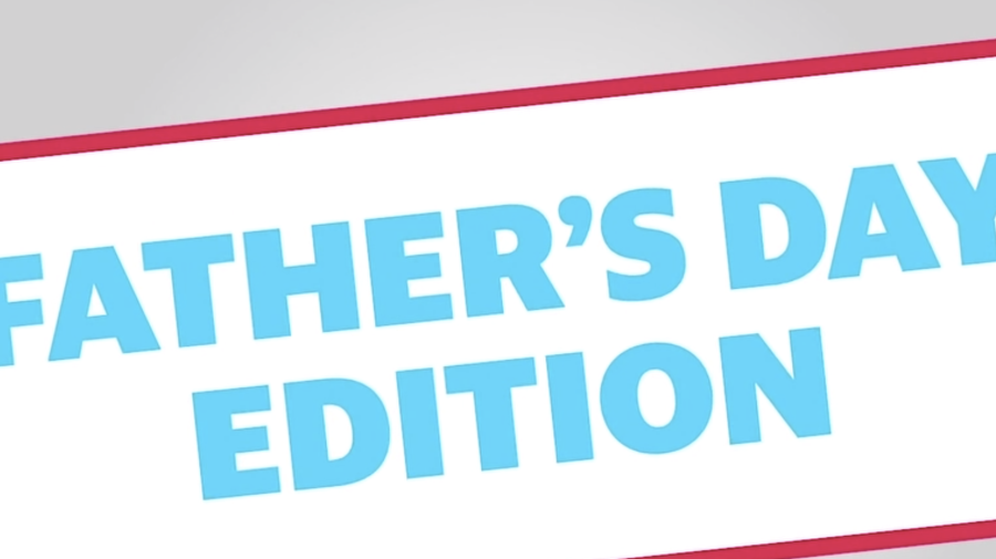 My 3 Cents: Father's Day Edition
