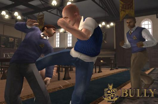 'Bully' trademark pops up from Take-Two