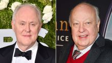 John Lithgow to play Roger Ailes in Fox News movie