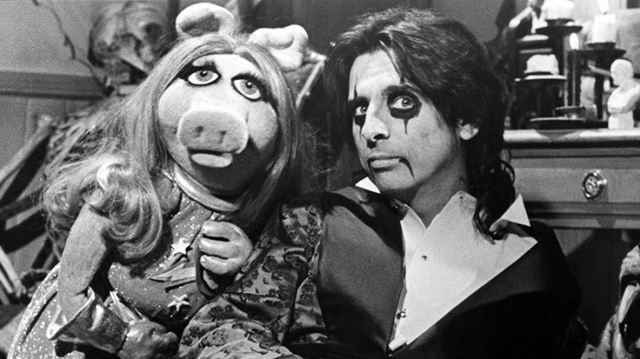 Alice Cooper thought 'Muppet Show' would ruin his image