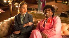First trailer for Brie Larson directorial debut 'Unicorn Store' reteams Captain Marvel with Samuel L Jackson