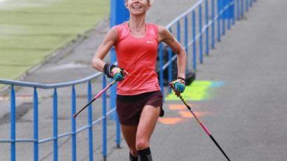 Trail - Élise Delannoy établit le premier record du monde féminin de dénivelé en 24h