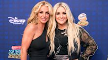Family Fun! Britney Spears Dances with Sister Jamie Lynn Spears and Her Kids in Playful Video