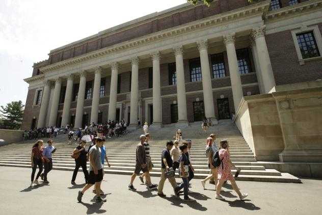 Harvard student deported based on friends' social media posts